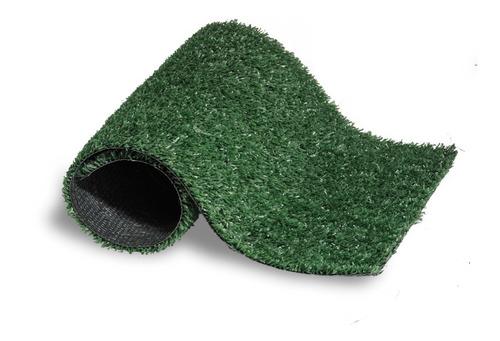 Imagem 1 de 8 de Grama Sintética Verde 12mm 2,50 X 2,00 - 5m2