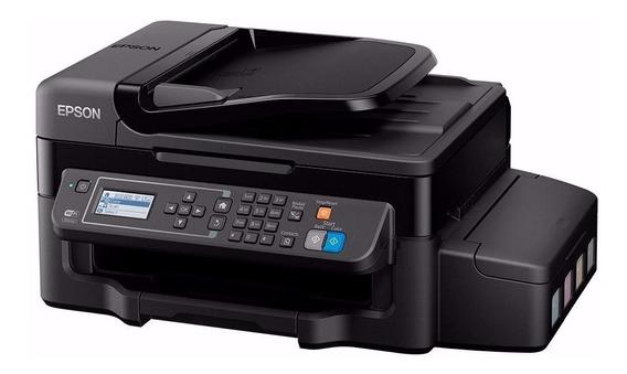 Impressora Epson L575 Ecotank Wifi Fax Scaner Multifuncional