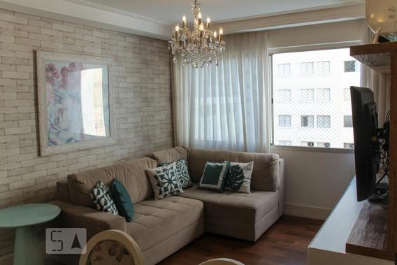 Apartamento Para Aluguel - Higienópolis, 3 Quartos, 87 - 893088709
