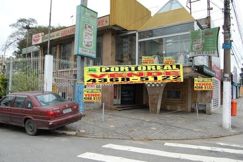 Venda Salão Comercial Sao Bernardo Do Campo Rudge Ramos Ref: - 1033-9643