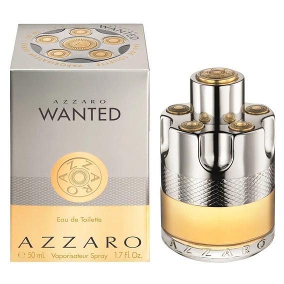 Azzaro Wanted Eau De Toilette Masculino (50 Ml)
