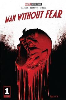 [español] Marvel Semanal: Man Without Fear #1