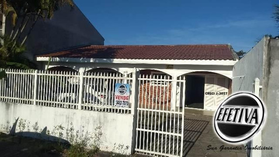 Residência 120m² Ipanema - Pontal Do Paraná - 1977r