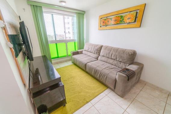Apartamento Em Águas Claras, Águas Claras/df De 70m² 3 Quartos À Venda Por R$ 390.000,00 - Ap347102