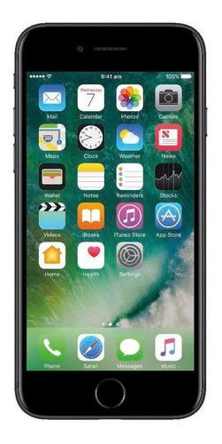 iPhone 7 32gb Preto Matte Usado Bom Seminovo Com Garantia