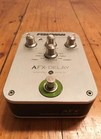 Pedal Fishman Afx Delay