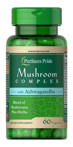 Mushroom Cordyceps Curcuma Herb