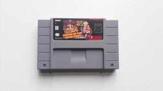 Super Mario Rpg Legend Of The Seven Stars Snes