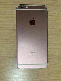 Carcaça iPhone 6s Plus Rose Gold 100% Original Retirada.