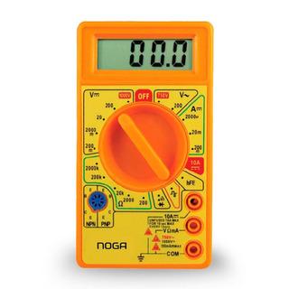 Tester Digital Dt-830d C/buzzer Noganet 2000k Ohm