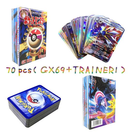 Cartoes Pokemon Card Game Mega Ultra Ex 200 Gx