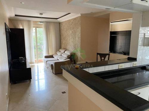 Apartamento À Venda, 65 M² Por R$ 415.000,00 - Vila Butantã - São Paulo/sp - Ap2049