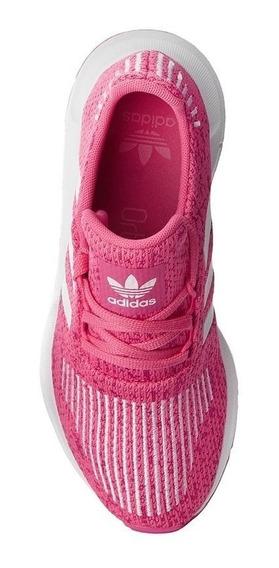 Tenis adidas Swift Run Rosa Tallas 23.5,24 Y 24.5 Cm