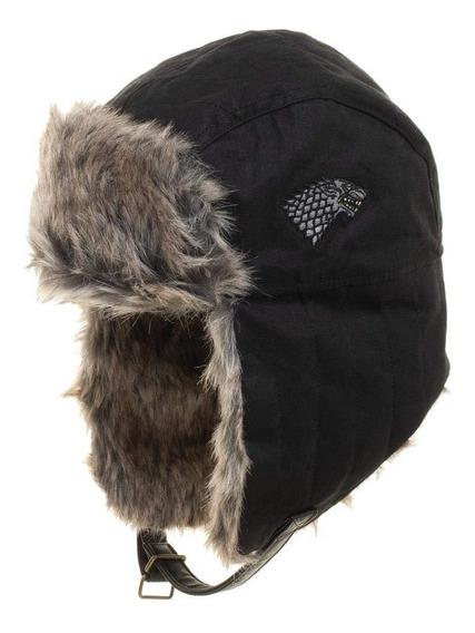 Game Of Thrones Stark Faux Fur Winter Gorro Envío Express