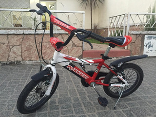 Bicicleta Bmx Raleigh Mxr Rodado 16 Impecable!!
