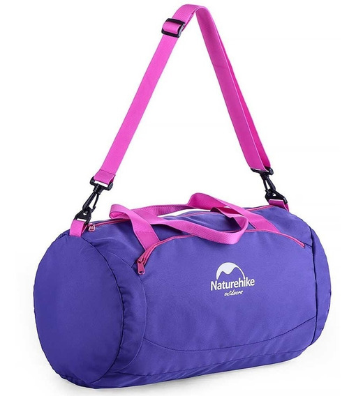 Mini Bolsa Mala Duffel Bag Wet And Dry 20 Litros Naturehike