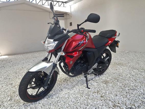Yamaha Fz-s 16 Fi 160cc 2018 - Recibo Menor, Financio