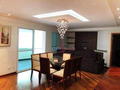 Apartamento Residencial Para Locação, Jardim Anália Franco, São Paulo. - Ap2184