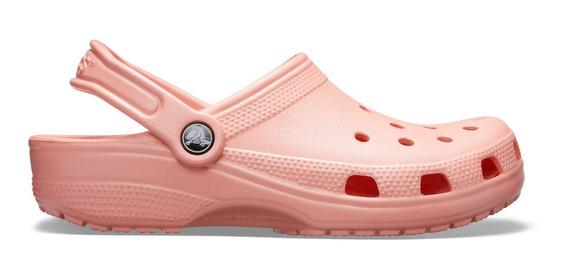 Zapato Crocs Unisex Infantil Classic Clog Melón