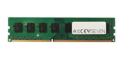 Memoria Ram 4gb V7 Ddr3 1333mhz Cl9 Dimm Pc3-10600 1.5v (v7106004gbd)