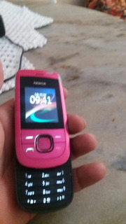 Nokia 2220s Funciona Tudo 100% Desbloqueado.