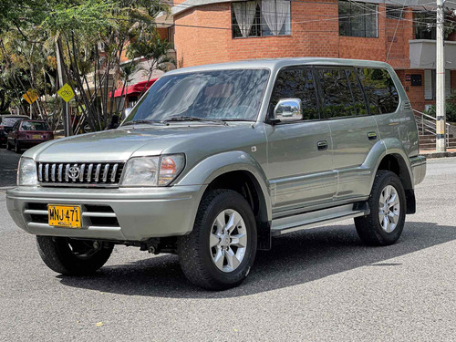 Toyota Prado 2006 3.4 Vx