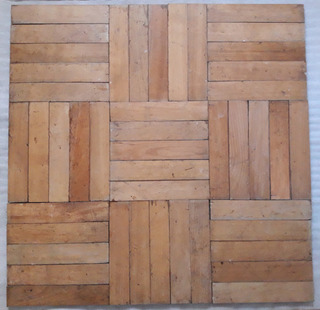 Parquet De Coigue Usado Perfecto Estado