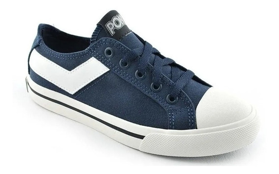 Zapatillas Pony Shooter Ox - Classic - Lona