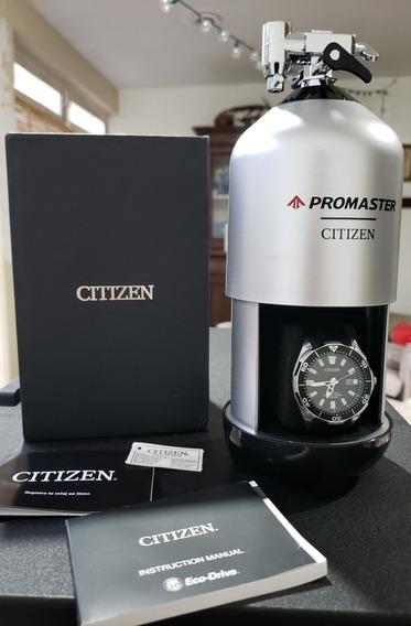 Citizen Titanium Promaster Diver Bn0200-05e