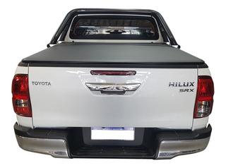 Lona Con Estructura De Aluminio Para Amarok Ranger Hilux S10 Frontier Strada Saveiro