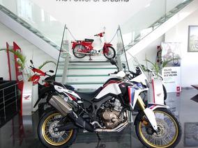 Africa Twin 2018 Crf1000 Dct Honda Pilar Motopier 0km Ba