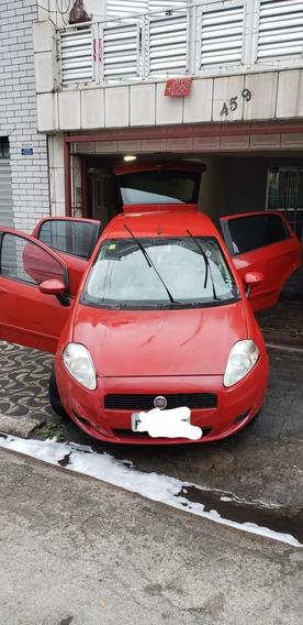 Fiat Punto 1.8 Hlx Flex 5p 2008