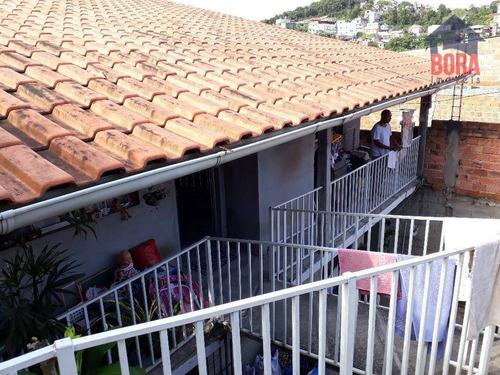 Sobrado Em Mairiporã - Ca0423
