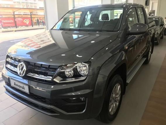 Amarok Comfortline 0km Automática 4x2 Nueva Volkswagen 2020