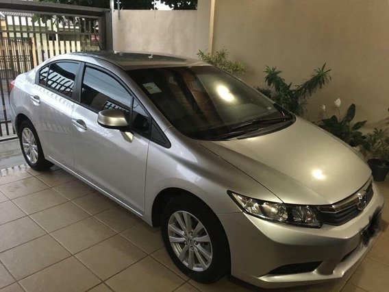 Honda Civic 1.8 Lxs Flex Aut. 4p 2015