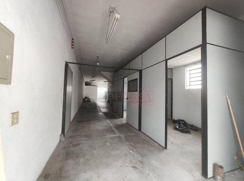 Imagem 1 de 10 de Salão Para Alugar, 129 M² Por R$ 3.000,00/mês - Vila Ré - São Paulo/sp - Sl0050
