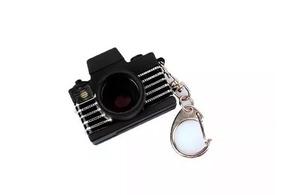 Chaveiro Câmera Fotográfica Luz&som (10 Peças Sortidas)