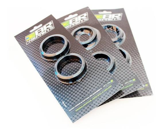 Retentor De Garfo Br Parts Rm 125 91/95 - 45x57x11 Par