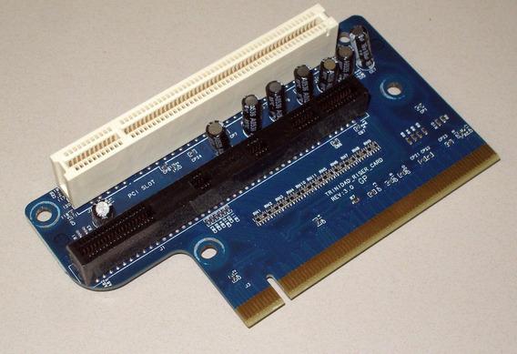 Placa Riser Board Pcie, Trinidade Riser Card Rev 3.0 - Ibm