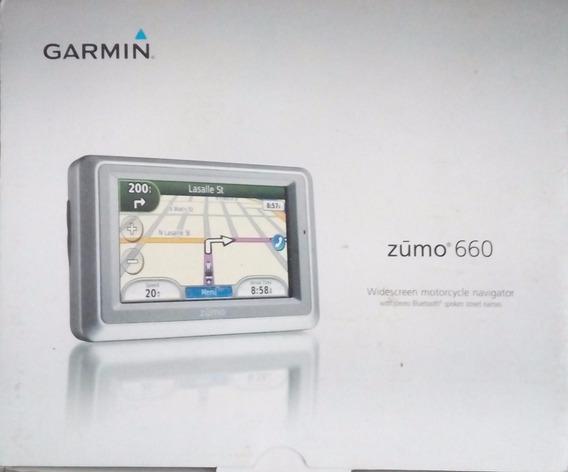 Garmin Zumo 660 Motorcycle Gps - Novo