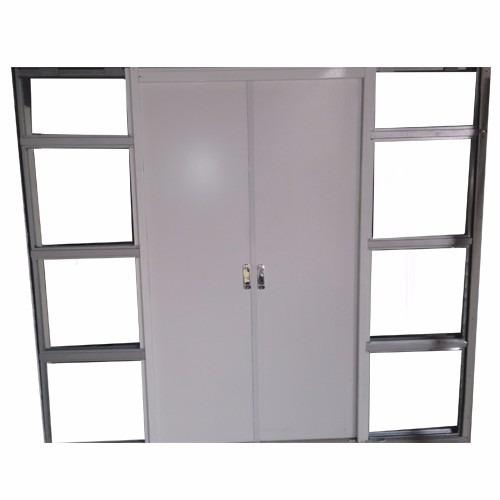 Porta Dupla Correr Embutida Na Parede 120 Cm | Double Side
