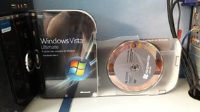 Microsoft Windows Vista Ultimate - Original