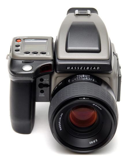 Câm. Hasselblad H2 C/ Hc 80mm F/2.8 + Back Hm16- Usada