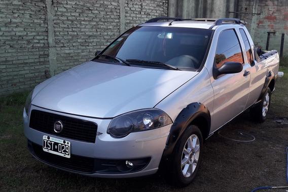 Fiat Strada 2010 1.3 Mjet Trekking Ce