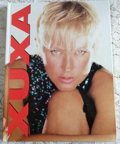 Livro Xuxa - Foto-biográfico - 2001