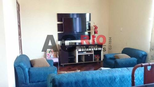 Apartamento-à Venda-praça Seca-rio De Janeiro - Agv30962