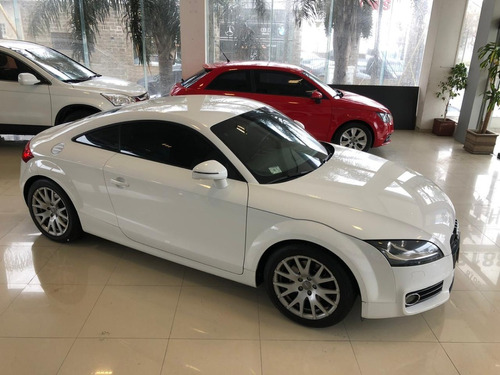 Audi Tt 1.8t Fsi Año 2012 Color Blanco Todoautos