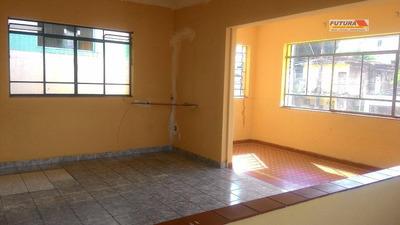 Boa Casa Com Dois Dormitórios. - Ca0205