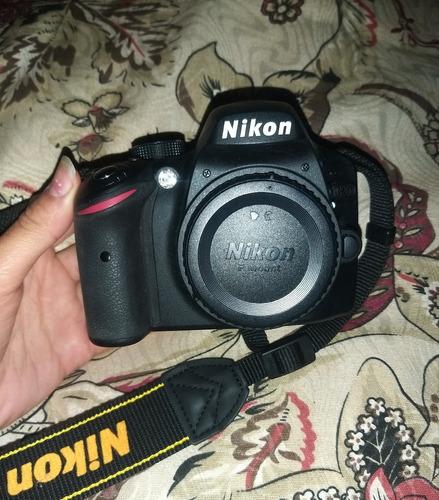 Nikon D3200 Pouco Uso+ Lente + Muitos Acessorios Super Nova.