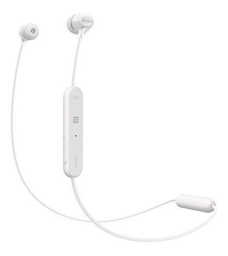 Imagen 1 de 5 de Sony Wi-c300 - Auriculares In-ear Inalámbricos Blanco
